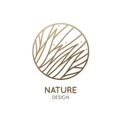 tropical decorative plant vector image