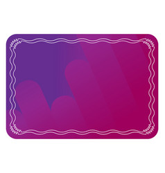 abstract background for greeting card or banner vector image
