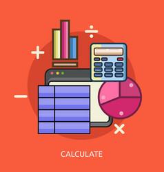 Calculate conceptual design vector