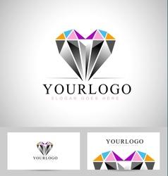 Diamond Logo Design vector