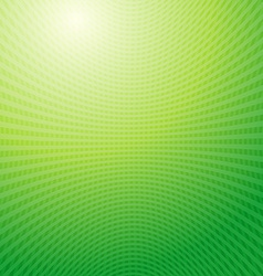 design pattern Green waves Grid abstract light vector image