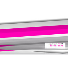 abstract bright background template color pink vector image