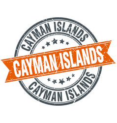 Cayman islands vector