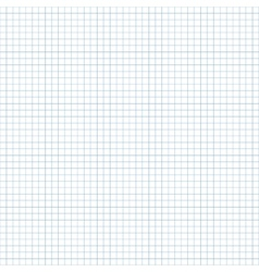 White squared paper seamless texture vector image