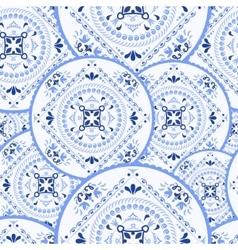 Ethnic pattern Mandala ornament vector