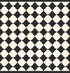 geometric seamless pattern in arabian style vector image