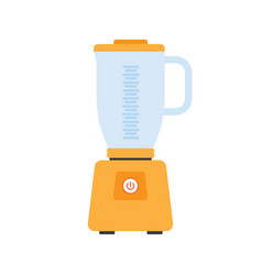 kitchen blender shake cooking vector image