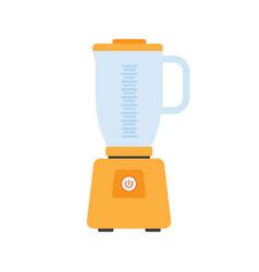 Kitchen blender shake cooking vector