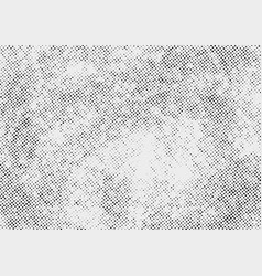 grey halftone distressed old style page background vector image vector image