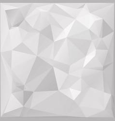 light mosaic polygonal modern graphic vector image vector image