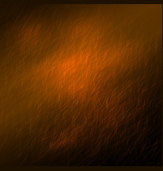Orange abstract grunge background texture vector