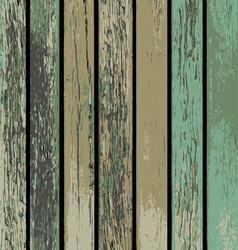 Old Wooden texture background vector image vector image