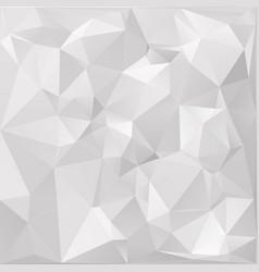 Light mosaic polygonal modern graphic vector