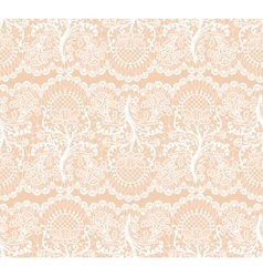 seamless lace patterns vector image