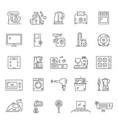 House technology vector