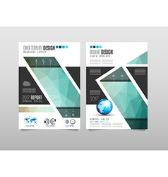 Cover Design total ver vector image vector image