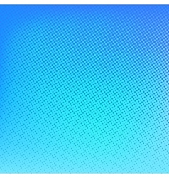 Halftone background Cyan and lilac color vector image