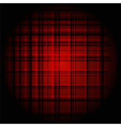 Abstract dark red grid background vector image