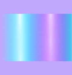 Blue gradient plate and highlights vector