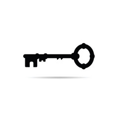 Key icon in old version vector