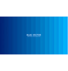 minimalist deep blue abstract background 3d top vector image