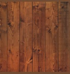 Old timber wood wall floor vector