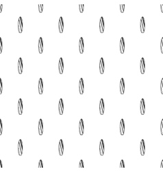 Surfboard pattern simple style vector image