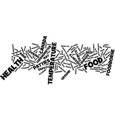 Foodborne illness did you know text background vector