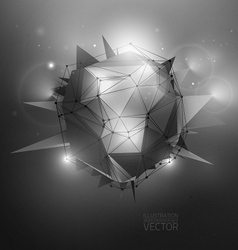 Sci-Fi vector image vector image