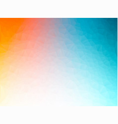 Abstract geometric background blurred color vector
