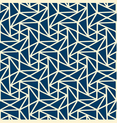 Abstract minimalistic monochrome seamless pattern vector