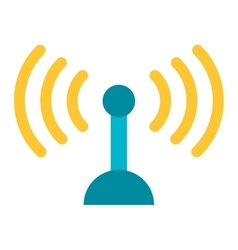 Telecommunications radio antenna vector