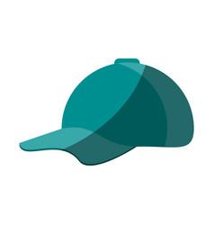 baseball hat icon image vector image
