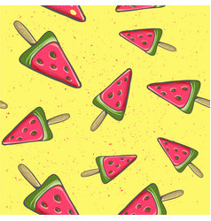 Cute childish seamless seamless background with vector