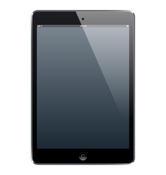 Tablet Mini vector image