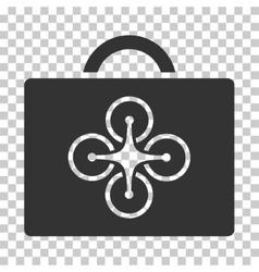 Drone toolcase eps icon vector