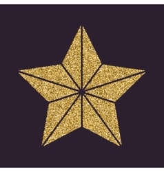 The star icon Best and favorite quality symbol vector