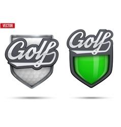 Premium symbols of Golf Tag vector