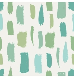Seamless brush pattern vector