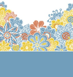 FlowerElements45 vector image