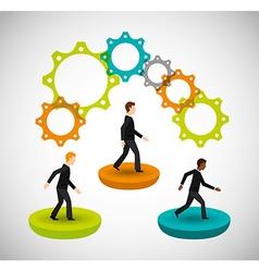 Collaborative concept design vector