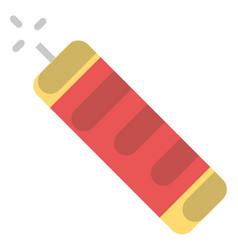 Fire cracker vector