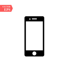 smart phone icon elements of news and media vector image