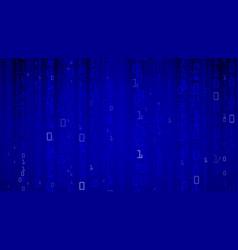 binary background streaming binary code coding vector image