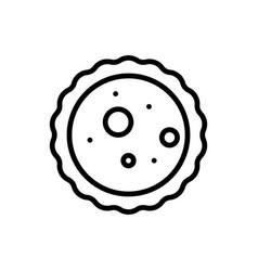 cell ovum icon vector image