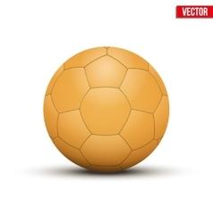 Handball Ball Orange vector
