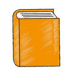 text book library icon vector image