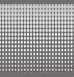 seamless halftone circle dots abstract vector image