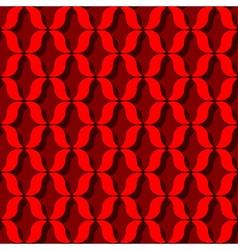 sinusoida seamless pattern vector image