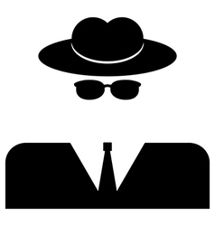 Spy vector image